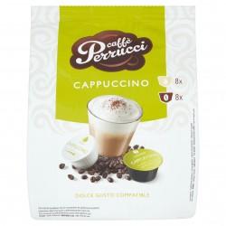 Caffé Perrucci Cappuccino do Dolce Gusto 4ks