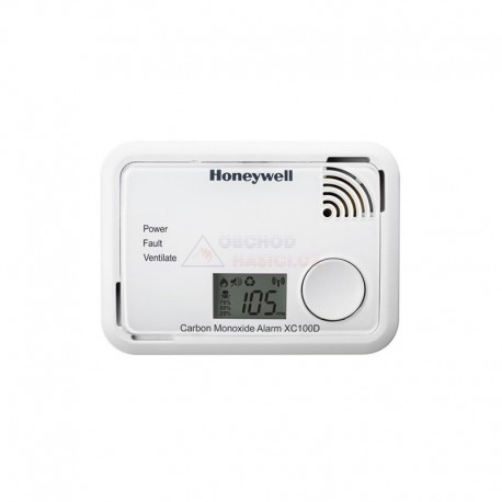 Detektor CO Honeywell XC 100D-CS