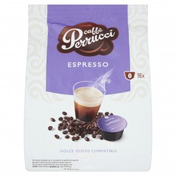 Caffé Perrucci Espresso do Dolce Gusto 4ks