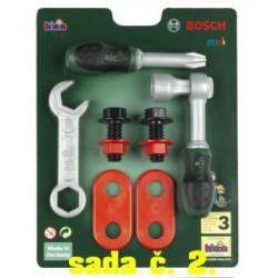 Dětské nářadí Bosch sada různá provedení