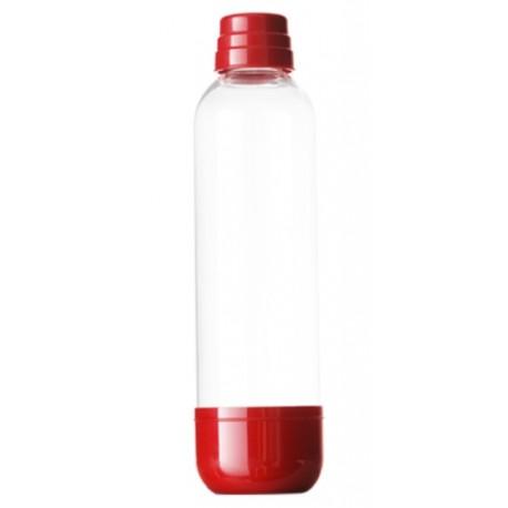 Limo Bar Soda láhev 1,0l červená