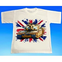 Tričko tank Challenger