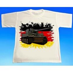 Tričko tank Tiger