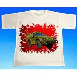 Tričko ruský obrněnec