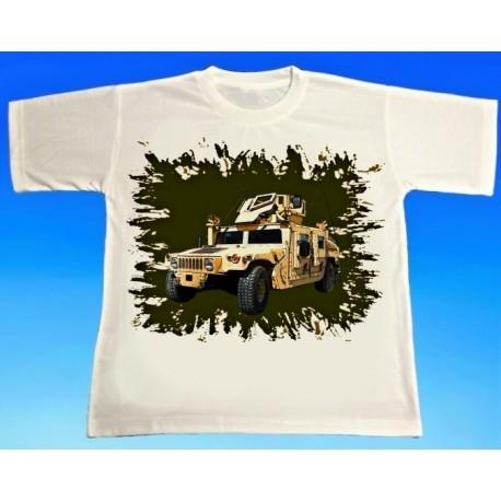 Tričko Hummer US army 2