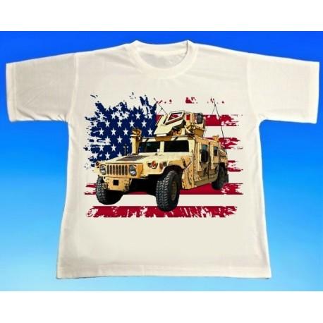 Tričko Hammer US army
