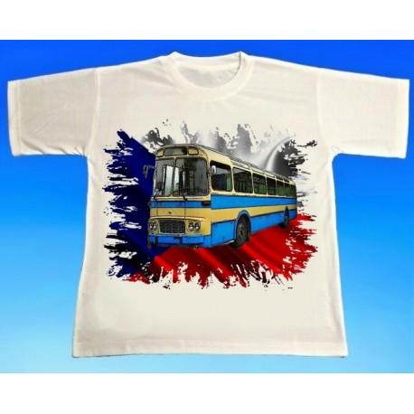 Tričko autobus Karosa SL 11