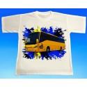 Tričko autobus Scania