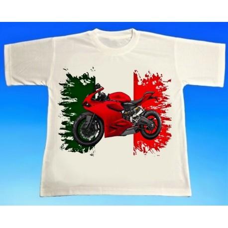 Tričko motocykl Ducati 2