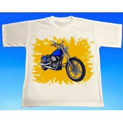 Tričko motocykl Harley