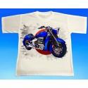 Tričko motocykl Honda