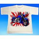 Tričko motocykl Honda 1