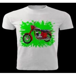 Tričko motocykl Jawa 250-353 3