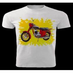 Tričko motocykl Jawa 250-353 4