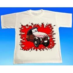 Tričko motocykl Jawa Velorex 1