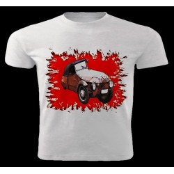 Tričko motocykl Jawa Velorex 2