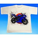 Tričko motocykl Yamaha 1