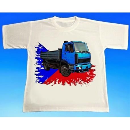 Tričko auto LIAZ FZ