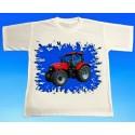 Tričko traktor CASE 140 - 1