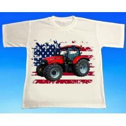 Tričko traktor CASE 140 - 2
