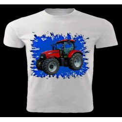 Tričko traktor CASE 140 - 4