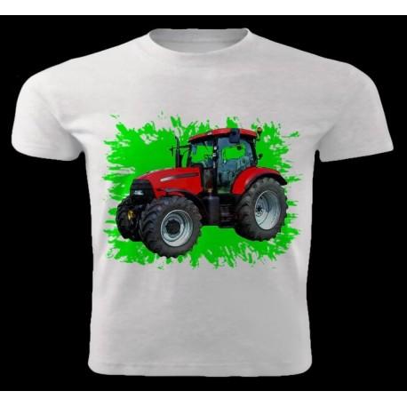 Tričko traktor CASE 140 - 6