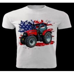Tričko traktor CASE 140 - 7
