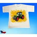 Tričko traktor CLAAS ARION 400