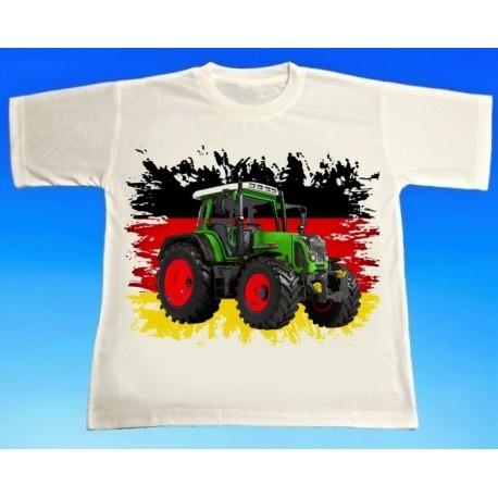 Tričko traktor FENDT