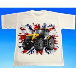 Tričko traktor JCB 7230