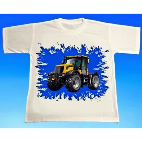Tričko traktor JCB Fastrac 3