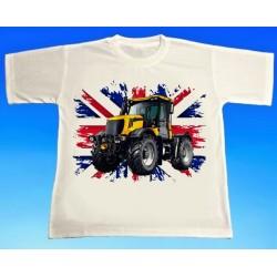 Tričko traktor JCB Fastrac 3230