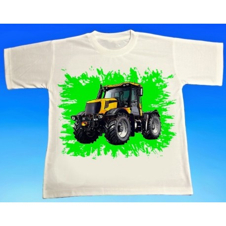 Tričko traktor JCB Fastrac 3230 - 1