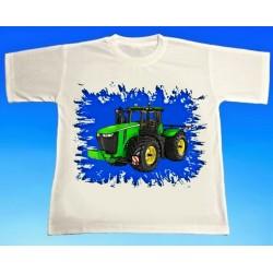 Tričko traktor JOHN DEERE - 2