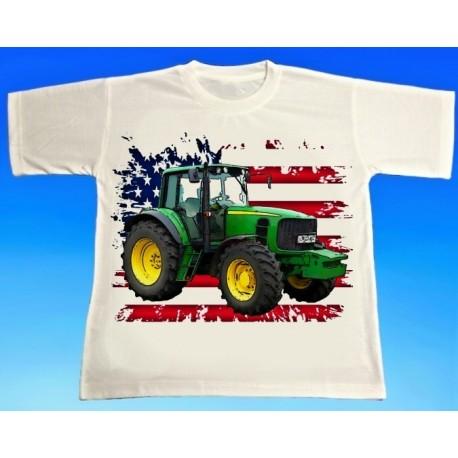 Tričko traktor JOHN DEERE 6930