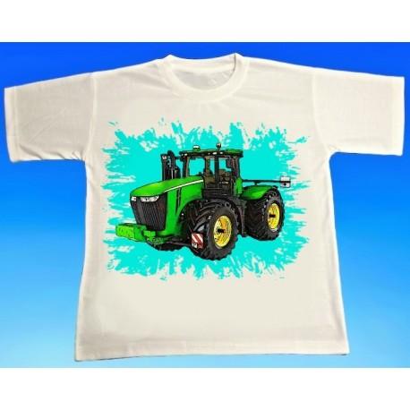 Tričko traktor JOHN DEERE 9560R
