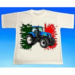 Tričko traktor NEW HOLLAND