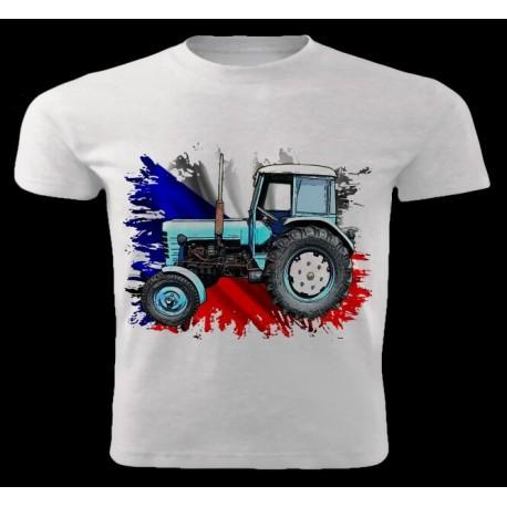 Tričko traktor ZETOR 30