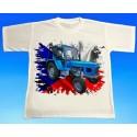 Tričko traktor ZETOR 6911