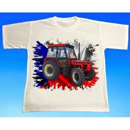 Tričko traktor ZETOR 7745