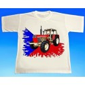 Tričko traktor ZETOR CRYSTAL 12045