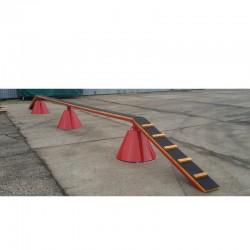 Kladina na 100m překážek 8m