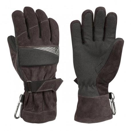 Zásahové rukavice BRYN GREY 8052