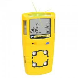 DETEKTOR PLYNŮ GASALERT MICRO CLIP XT - výbušné plyny, kyslík, sirovodík, oxid uhelnatý