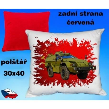 Polštářek armáda 8