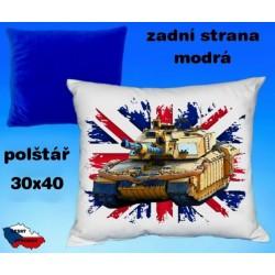 Polštářek armáda 9