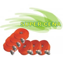 Sada hadic Supersport Refle Orange