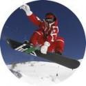 Emblémy snowboard